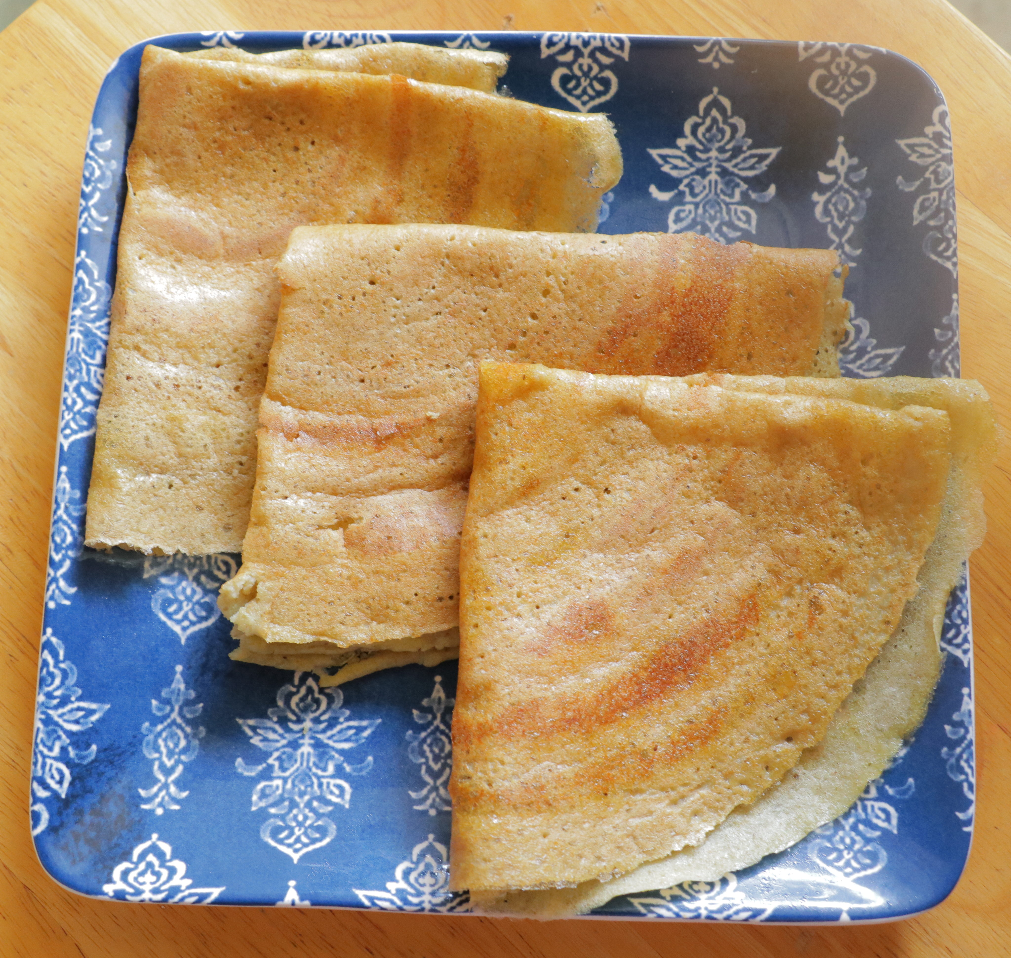 Protein Rich Dosa/Crepes